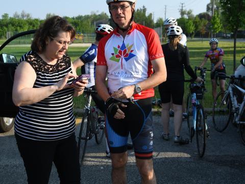 DSC_3675 2018 Val Koncan Nancy  Kajin at start of cycling.jpg